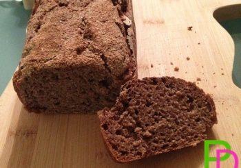 Domowy chleb żytni razowy