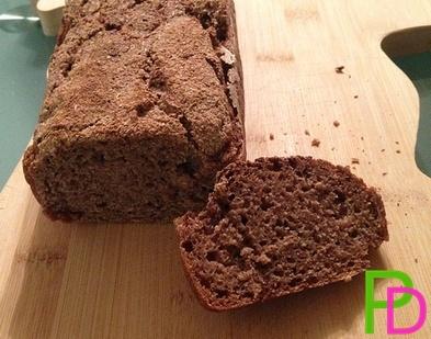 chleb razowy domowy, przepis