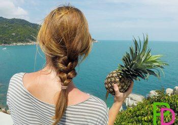 Ananas – egzotyczny sojusznik w odchudzaniu