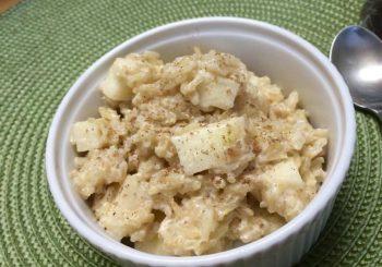 ryż quinoa na mleku