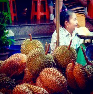 Durian owoc