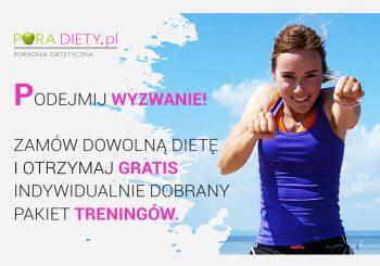 trening w diecie, dietetyk warszawa