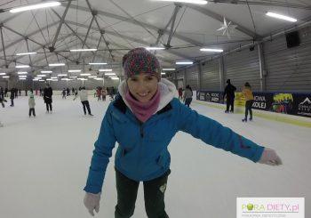 Ciekawa alternatywa dla siłowni. Trening na lodowisku.