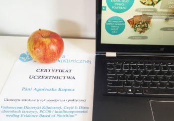 """Szkolenie: ,,Dieta w chorobach tarczycy, PCOS i insulinooporności"""""""