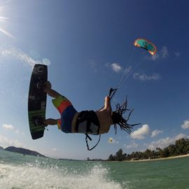 Kitesurfing widziany okiem dietetyka i trenera