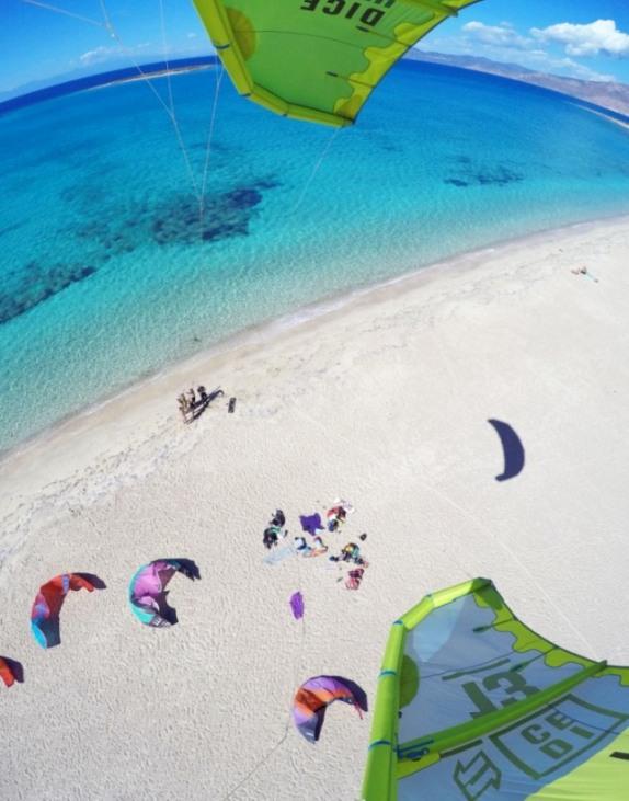 szkoły kitesurfingu