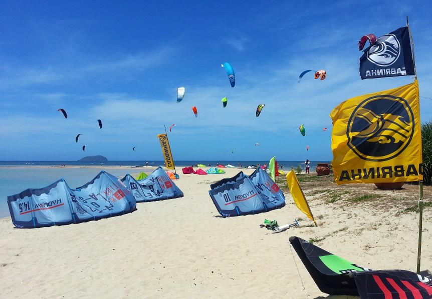 szkolenie kitesurfing