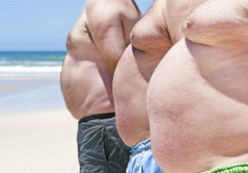 otyłość brzuszna u mężczyzn