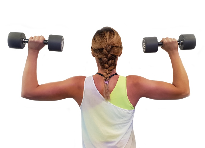 trening kobieta