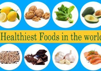 Najzdrowsze pokarmy okiem naukowców