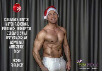 Wesołych Świąt życzy zespół Poradni Pora Diety