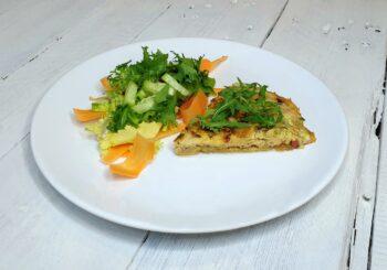 Dietetyczny omlet